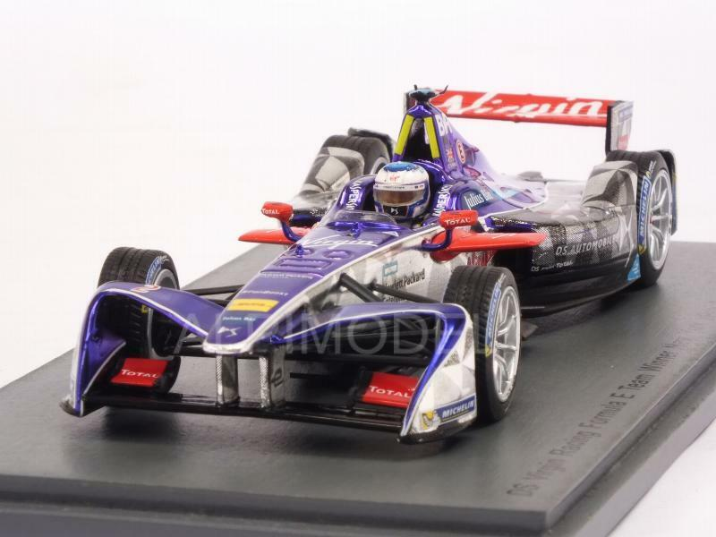 DS Virgin Racing Winner New York Formula and 2016-17 Sam Bird 1 43 spark s5910