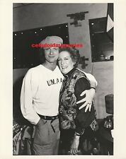 Original Photo General Hospital Stars Anthony Geary & Lisa Friguert 1-20-82