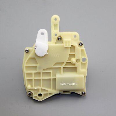 Left Side Rear Door Lock Actuator Replacement 72655-S84-A01