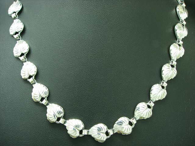925 Sterling silver Collier   Echtsilver   40,5cm   19,3g