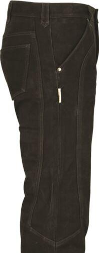 Carpenter Leather Pants black Zimmermannshose Leder Charpentier panatlon cuir