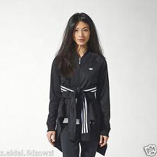 Adidas Originals W Couture Superstar Black Track Jacket Size UK 10 New (216)
