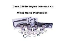 Engine Overhaul Kit Std Fits Case 1845 Skid Loader With G188d Engine