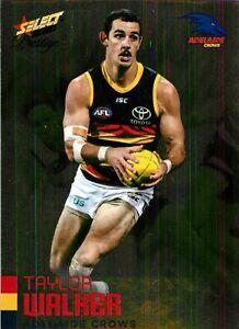 New-2020-ADELAIDE-CROWS-AFL-Card-TAYLOR-WALKER-Footy-Stars-Prestige