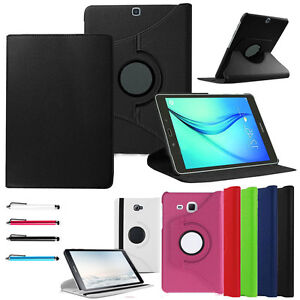 For-Samsung-Galaxy-Tablet-Tab-Case-360-Shockproof-Leather-Stand-Smart-Case-Cover