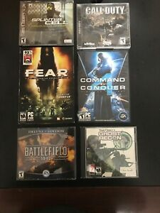 Lot-Of-6-PC-Games-With-Boxes