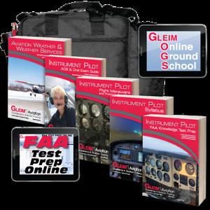 GLEIM-DELUXE-INSTRUMENT-PILOT-KIT-W-ONLINE-GROUND-SCHOOL