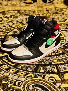 c04fada6 StockX Authenticated Air Jordan 1 Retro High OG NRG Not For Resale ...