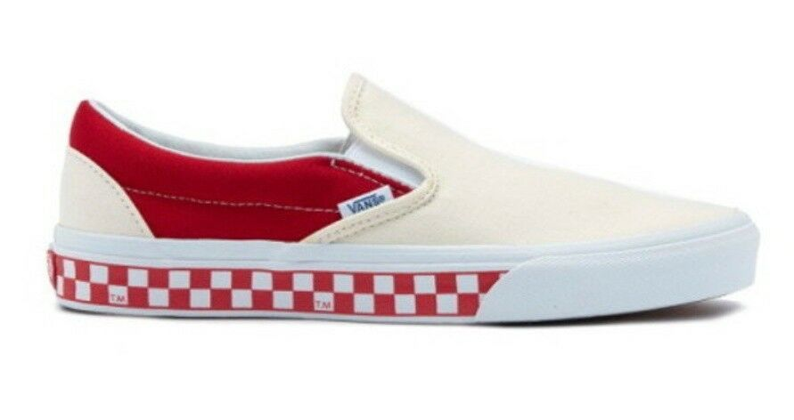 VANS CLASSIC SLIP ON SNEAKERS VN0A38F7OWM