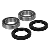 Front Wheel Bearing & Seal Kit - Suzuki LT50 All Years Quad LT 50