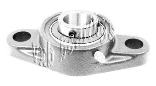 SSUCFT20112mm Flange 2 Bolt Bearing 12mm Bore Mounted Bearings Rolling