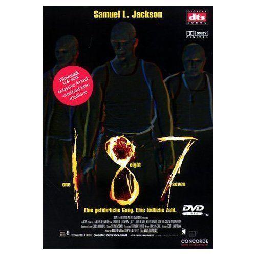 187 - Eine tödliche Zahl - mit Samuel L.Jackson !! Wie Nagelneu !!