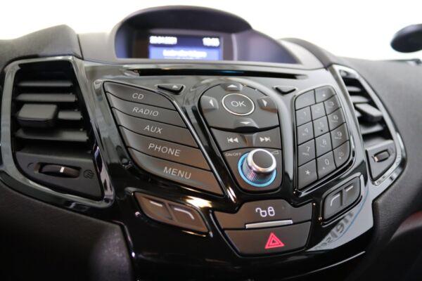 Ford Fiesta 1,0 SCTi 100 Titanium billede 14