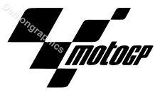 Moto GP Logo Sticker Decal Yamaha Honda Ducati Suzuki Kawasaki FREE POST ref 139