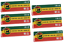 6-Packs-IRIE-1-1-4-Extra-Light-Hemp-Cigarette-Rolling-Papers-64-sheets-ea-pack miniature 1