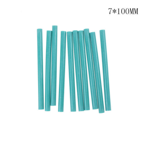 10Pcs Colorful Hot Melt Glue Sticks For Heat Glue GunHigh Viscosity Adhesive TDO
