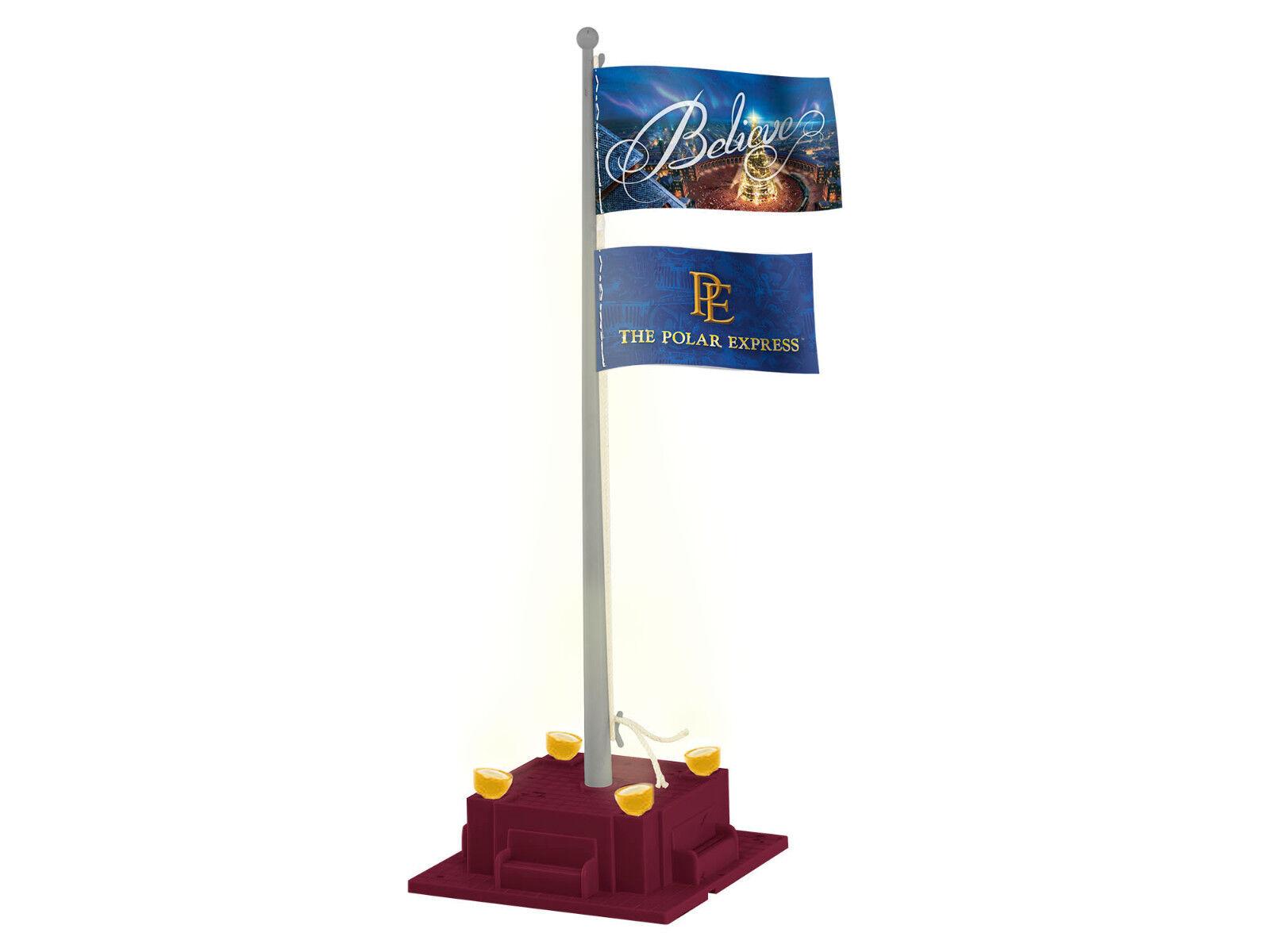 LIONEL  85271 Polar Express Flagpole Plug & Play
