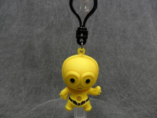 STAR WARS Neuf Keychain Monogram Key Chain un nouvel espoir C-3PO figurées Clip