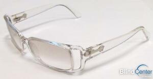 Clear Frame Versace Glasses : Versace 554 Eyeglasses 924/353 Clear eBay