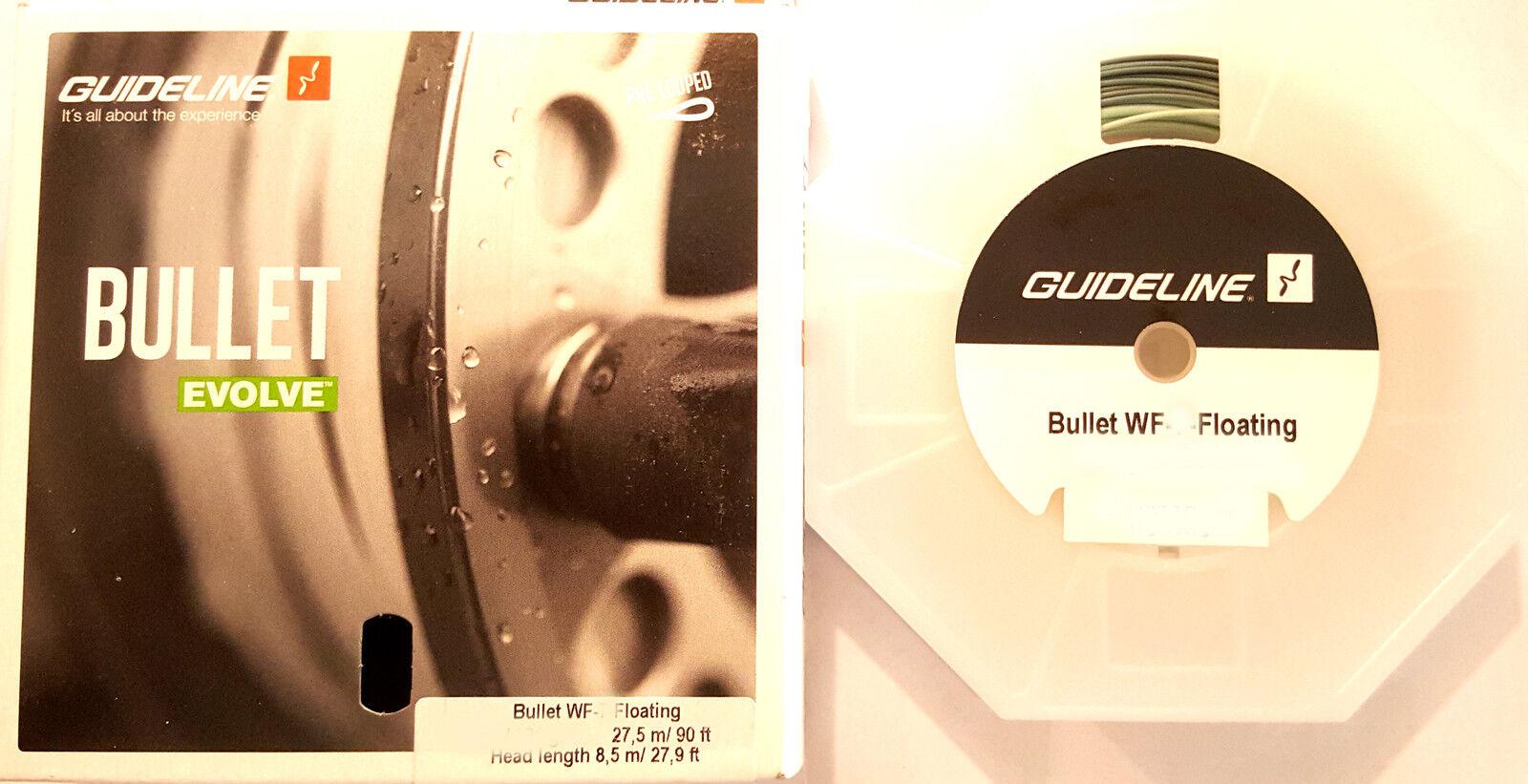 Guideline Bullet Evolve WF-6-Floating - für Streamer und die Küste