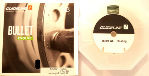 Guideline Bullet Evolve WF-7-Floating - für Streamer und die Küste