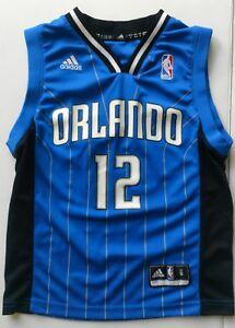 Adidas Orlando Magic  12 Dwight HOWARD Basketball NBA Shirt Jersey ... e9edd9cbc