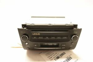 Radio Receiver 86120-30d00-c0 Fits 2006 Lexus GS300