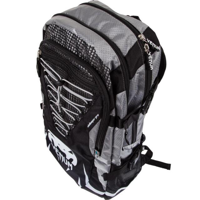 227f767451 Venum MMA Challenger Pro Gym Bag Rucksack - Red Black Grey