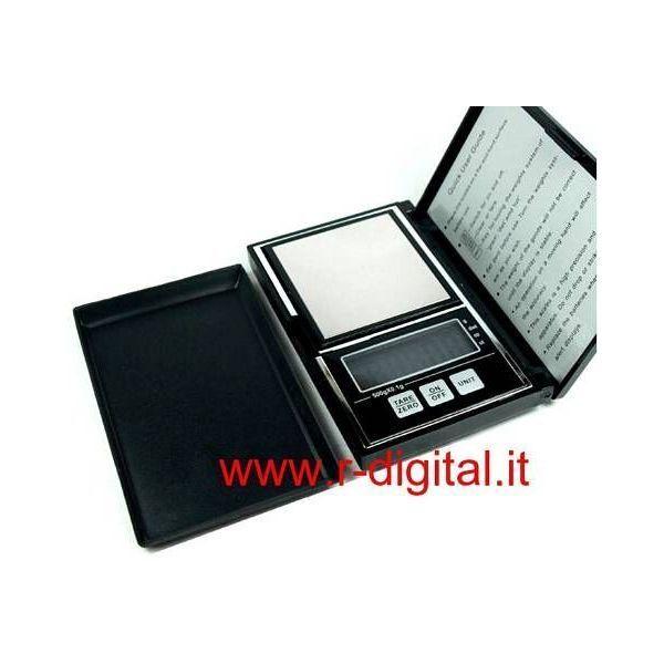 Balance Digital Genauigkeit 500Gr x 0.1Gr Portable klappbar Hülle