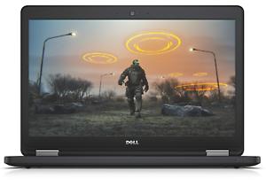Dell-Latitude-Laptop-Computer-15-6-034-Intel-2-70GHz-16GB-RAM-1TB-SSD-WebCam-WiFi