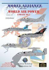 Model Alliance decals 1/72 World Air Power Update No.3 # 72185