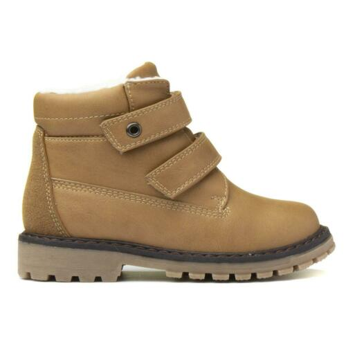 Boys Ankle Boot in Honey by Chatterbox Ethan Size UK 6,7,8,9,10,11,12