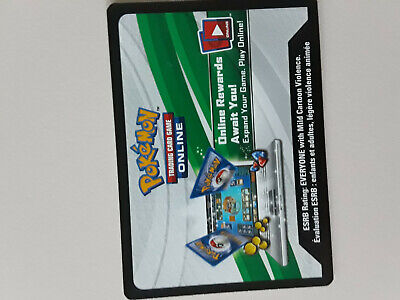 2X Unused Pokémon TCG XY Evolutions Booster Pack online codes FAST by email