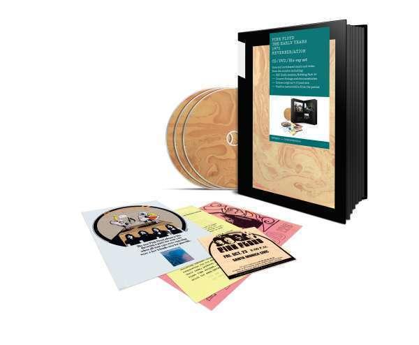 Pink Floyd - 1971 Reverber / Ation Nuevo Blu-Ray Región 0