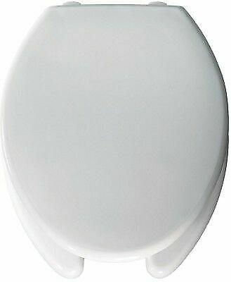 Elongated Open Front Toilet Seat.Bemis 3l2150t Medic Aid Elongated Plastic Open Front Toilet Seat White For Sale Online Ebay