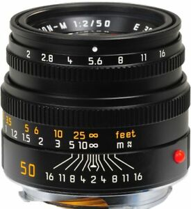 Brand-New-Unused-Leica-SUMMICRON-M-50mm-F2-f-2-M-M10-P-M9-E-240-MP-11826