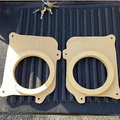 98-05 Lexus GS300 GS400 GS430 REAR DOOR SPEAKER BRACKET RIGHT & LEFT