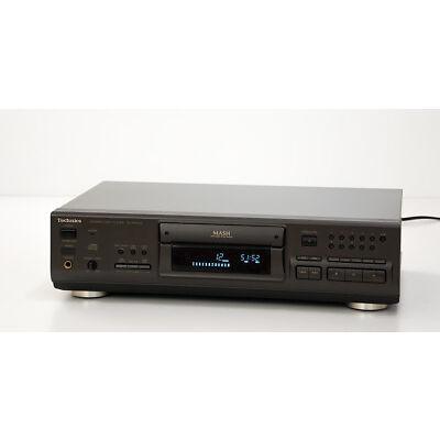 CD-Player der Spitzenklasse - Technics SL-PS670A