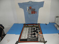 NCAA 1983 Final Four North Carolina State Wolfpack Tournament Bracket Poster