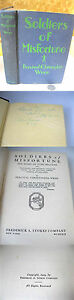 SOLDIERS Of MISFORTUNE,1929,Percival Christopher Wren,1st Ed