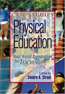 Dissertation in physical education case study