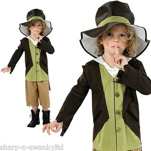 Boys-Artful-Dodger-Victorian-Urchin-Pickpocket-Fancy-Dress-Up-Costume-Outfit