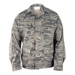 NWT-039-s-GENUINE-US-AIR-FORCE-ABU-ALL-SIZES-UTILITY-COAT-JACKET-TIGER-STRIPE-USAF