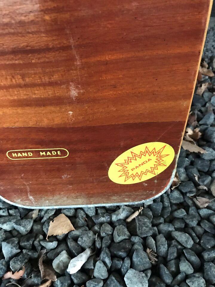 Pagaj til kano håndlavet i fin stand