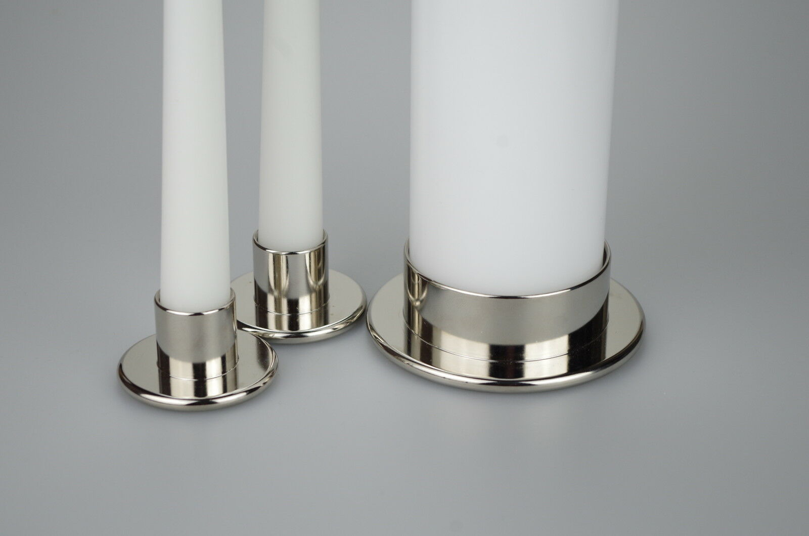 Unity Candle Holders Pillar Holder And Taper Sold Seperately