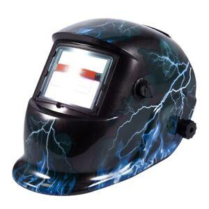 Masque-De-Soudure-Cagoule-Casque-Soudage-Solaire-Automatique-Utiliser-Energ-U6L6