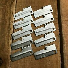 100pc Military Outdoor Army Survival Issue P38 P-38 Can Opener US Shelby Co Made