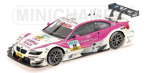 Minichamps 100122215 BMW M3 DTM - ´Crowne Plaza ´ - BMW Team - 1 18