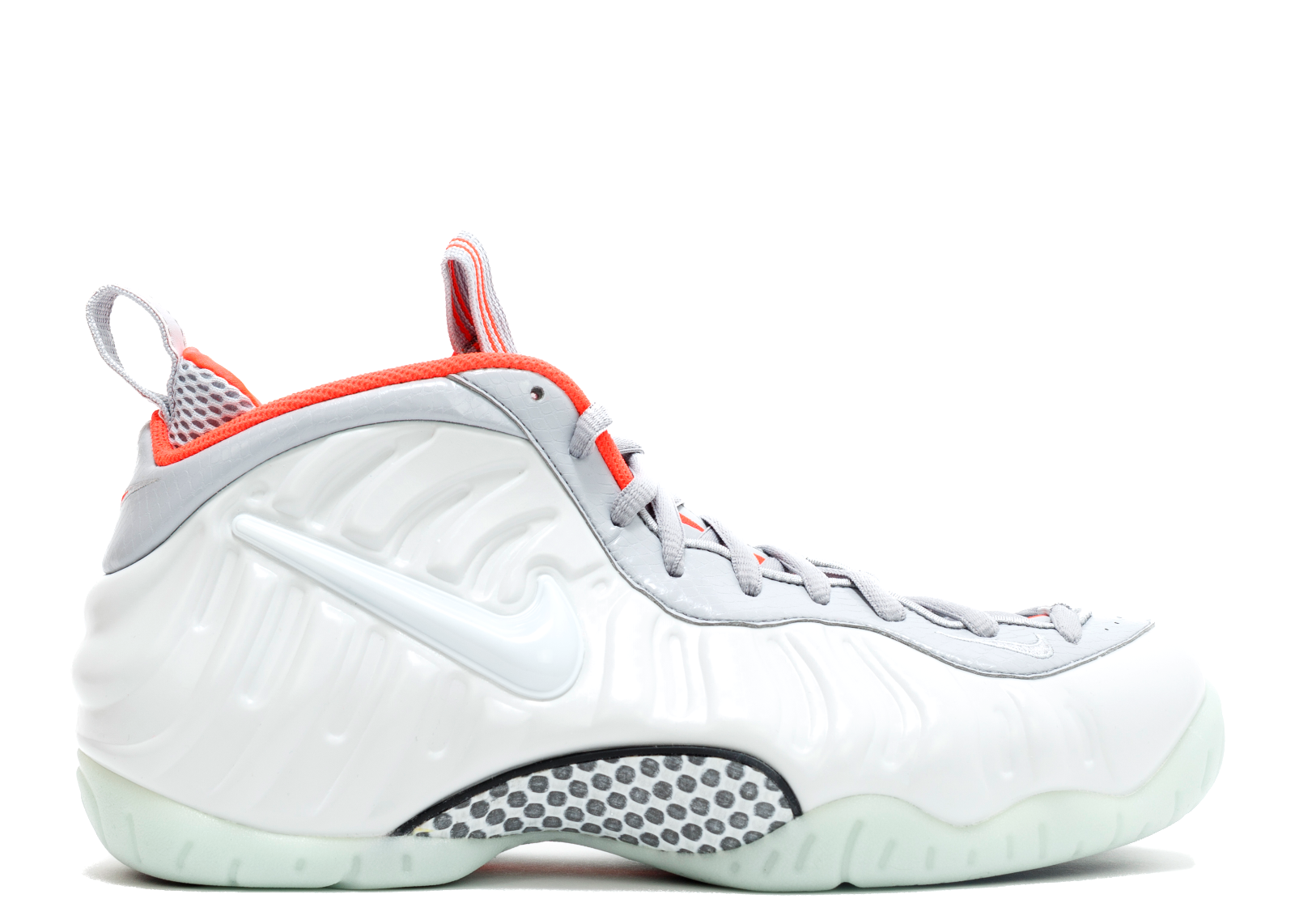 best sneakers 13be2 001d2 Nike Air Foamposite Pro SZ 8.5 Platinum 72 72 72 Max 1 90 OnePenny 2 95 ...