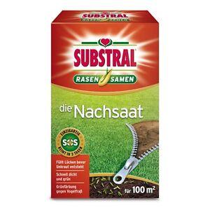 Substral-Rasensamen-Die-Nachsaat-2-Kg-Samen-Rasen-Rasensaat-Samenmischung